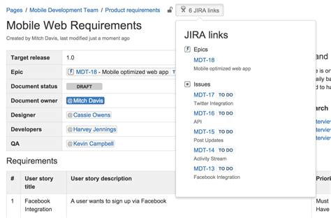update jira layout use jira applications and confluence together atlassian