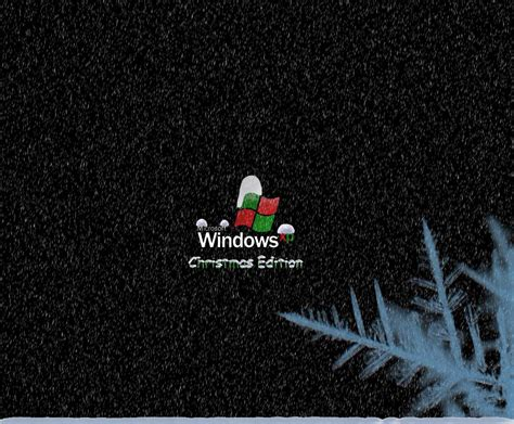 christmas wallpaper windows xp windows wallpaper xp christmas edition