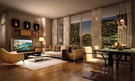 elegant ideas for apartment decor with modern design living room home interior exterior