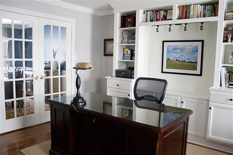 Living Room Into Home Office The Culinary