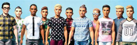 black ken doll name the real names for all 15 new ken dolls here s what