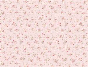 pink w roses shabby chic dollhouse wallpaper use printers landscape setting dollhouse