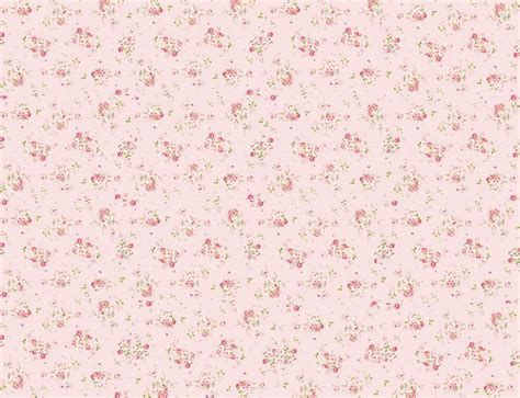 background shabby pink w roses shabby chic dollhouse wallpaper use