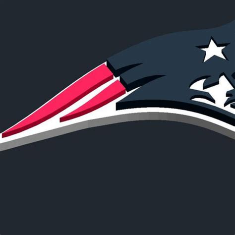 free 3d file newengland patriots logo ・ cults