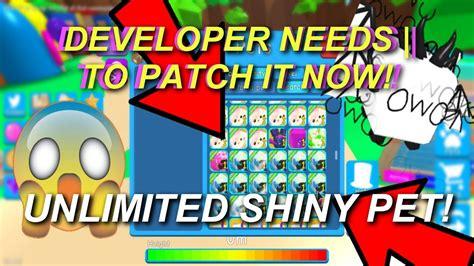 unlimited secret pets glitched codes developers