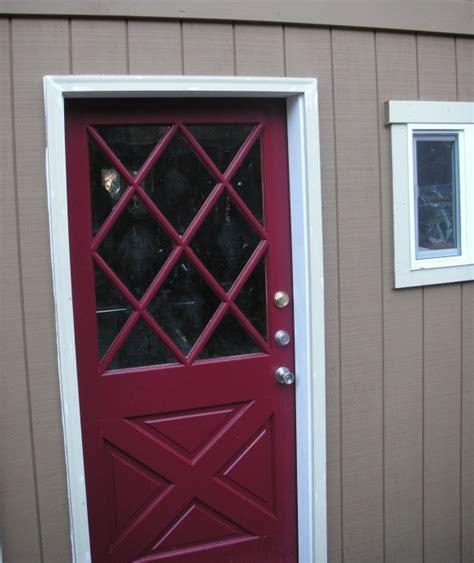 Crossbuck Exterior Door Crossbuck Door Click Image For Larger Version Name