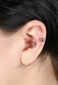pierced ear piercings