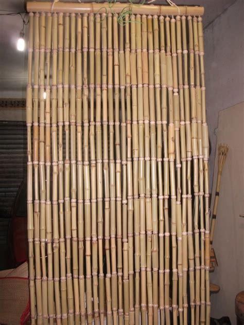 cortinas de bambu cortinas de bambu um 237 tem decorativo interessante moda