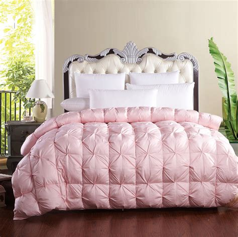 patterned down comforters aliexpress com buy 95 white goose down comforter cotton