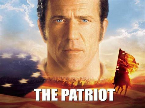 the patriot history in the patriot bruchman