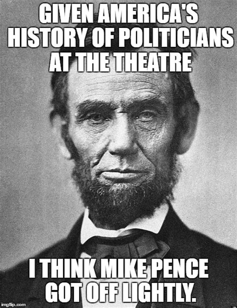 Lincoln Meme - abraham lincoln imgflip