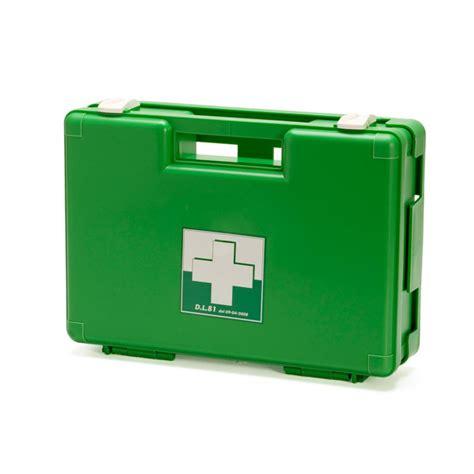 cassetta di pronto soccorso aziendale cassetta pronto soccorso verde meno 3 lavoratori