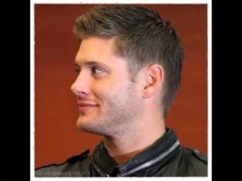 jensen ackles haircut jensen ackles hairstyle youtube