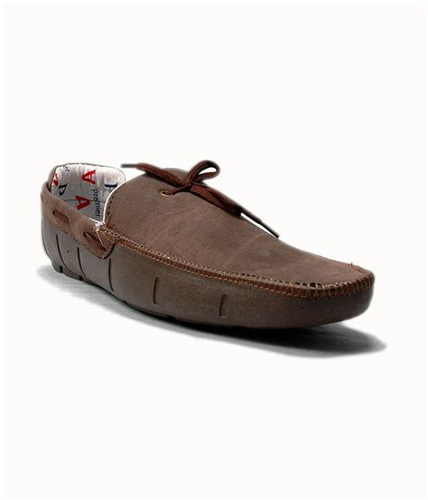 casual loafer mens casual loafer ab brown buy from shopclues