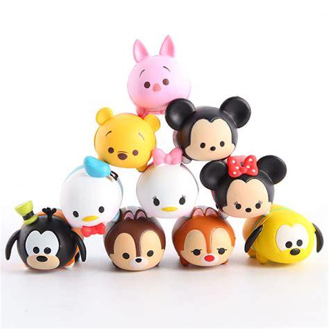 Iring Tsum Tsum Mickey Minnie 1pc random tsum tsum figures toys mickey minnie donald