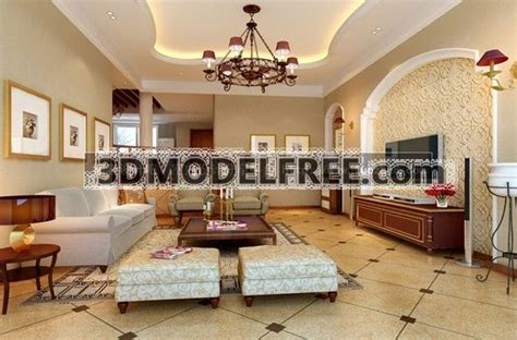 model rooms design the living room 3d models free collection of the