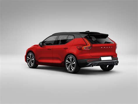 Volvo News 2019 by 2019 Volvo V40 Says Cheese In New Renderings Autoevolution