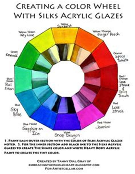 1000 images about color wheels on color wheels colour wheel and color theory