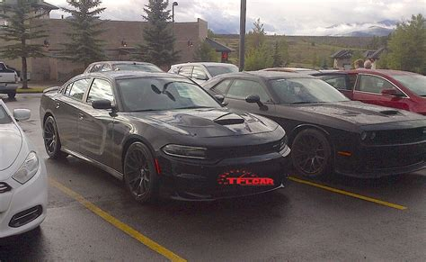 2015 hellcat dodge charger 2015 dodge charger hellcat in the spied