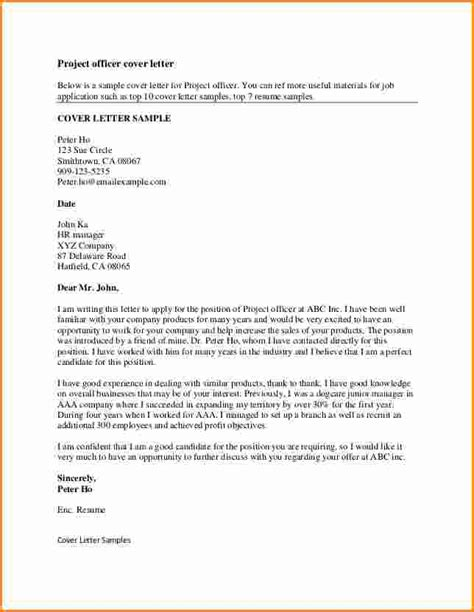 effective cover letters for resumes effective cover letter format best template collection