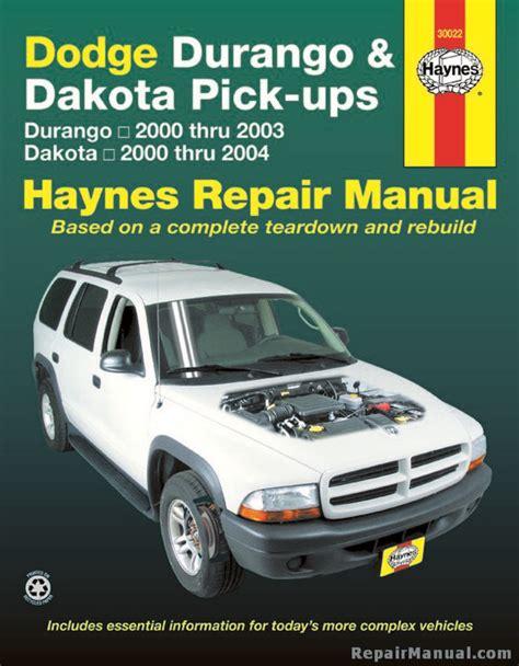 service and repair manuals 2002 dodge dakota free book repair manuals dodge durango 2000 2003 dakota 2000 2004 haynes repair manual