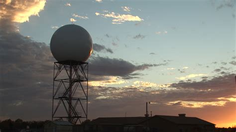 noaa�s national weather service completes doppler radar