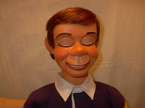 Figure Ventriloquist A Special Conrad Hartz Ventriloquist Figure