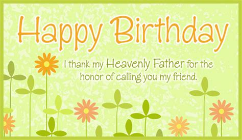 Free Christian Birthday Cards Free Honored Friend Ecard Email Free Personalized