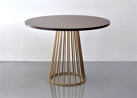 designers table phase design reza feiz designer wired cafe table