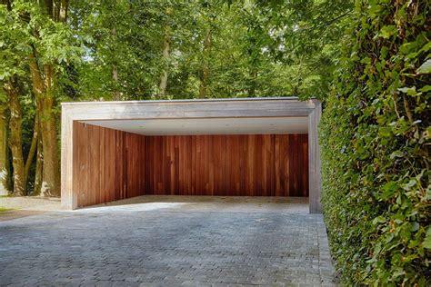 moderne carport moderne carport in hout bogarden carport