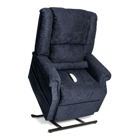 recliners bernie and phyls felix navy power lift recliner bernie phyl s furniture