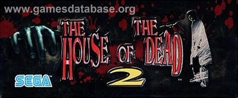 the house of the dead music house of the dead 2 arcade games database