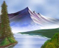 bob ross painting gimp kleinebre s gimp page
