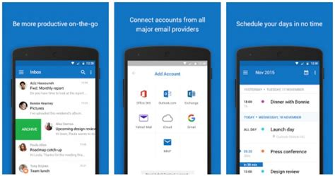 outlook for android review outlook shared calendar now on outlook android app for