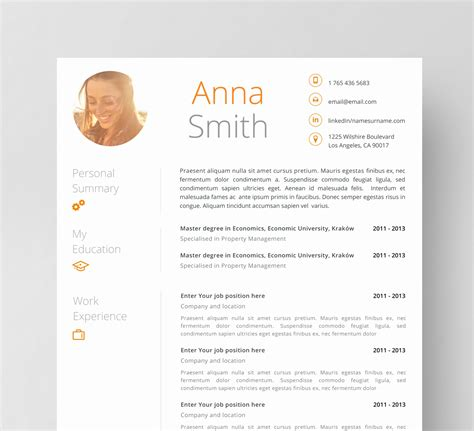 14 Awesome Free Resume Template Microsoft Word Resume Sle Ideas Resume Sle Ideas Free Pretty Resume Templates