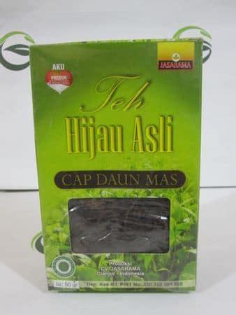 Teh Hijau Cap Jenggot 10 merk teh hijau yang bagus dan mudah didapatkan