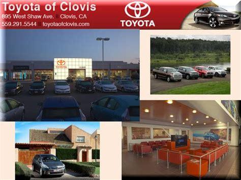 Toyota Clovis Ca Toyota Of Clovis Clovis Ca 93612 Car Dealership And