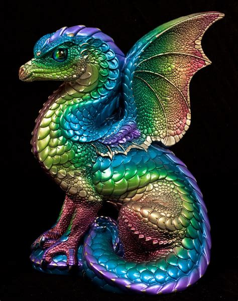 colors of dragons spectral rainbow windstone editions