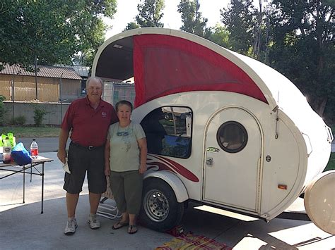Aliner Cabin A Travel Trailer by Starling Travel 187 Teardrops Tiny Trailers