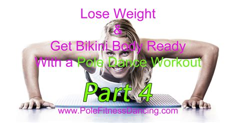 20 30 minute pole workout at home