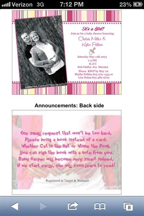 Vistaprint Baby Shower by 17 Best Images About Invitations On