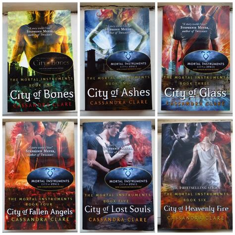 the series books book review the mortal instruments series floating in