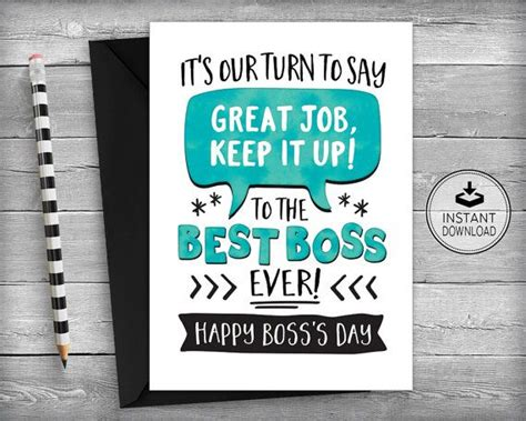 printable christmas cards for your boss boss s day card boss day card boss appreciation card