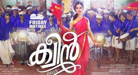 queen film collection queen malayalam movie box office collection report movie