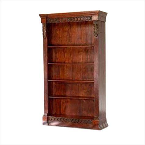 wooden book shelf in ka bagh jodhpur rajasthan