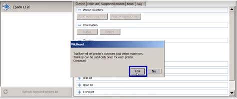 cara reset printer epson l120 online cara memperbaiki lampu merah epson l120 berkedip kedip