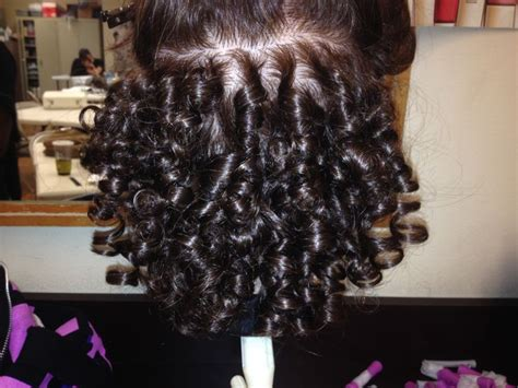 spiral perm wrap spiral perm wrap 6 2014 quot shirley temple quot tight wrap my