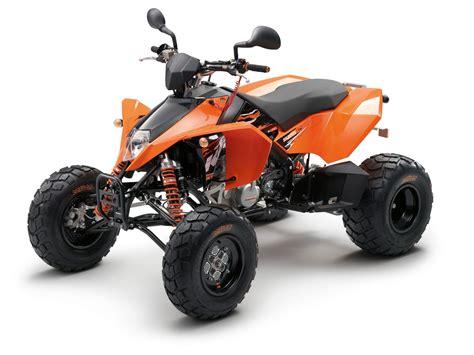 Ktm Atv Forum Any Difference In The 2009 And 2010 Quot S