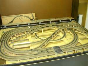 Railroad tracks track and layout on pinterest