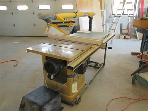 table saw mobile base powermatic model 66 table saw with optional extension